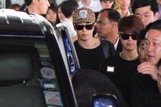 Jung Yong Hwa at Bangkok Airport(Thailand) 140502