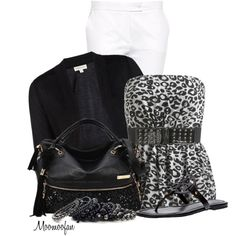 Back to School, created by moomoofan1972 on Polyvore