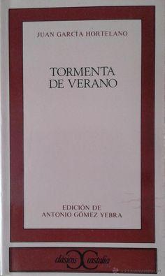 Tormenta de verano de Juan García Hortelano