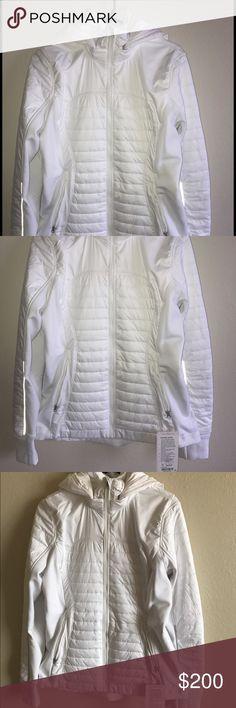 NWT first mile jacket size 10 Absolutely beautiful jacket, it's so amazingly soft and warm. lululemon athletica Jackets & Coats
