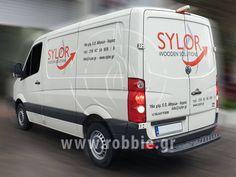 Σήμανση οχημάτων – SYLOR (www.sylor.gr) Η εταιρεία SYLOR επέλεξε την εταιρεία μας για τη σήμανση του οχήματος τους. Η SYLOR – Wooden Solution είναι μια ιστορική Ελληνική οικογενειακή επιχείρηση που εμπορεύεται και παράγει ξύλινα κουφώματα, εσωτερικές πόρτες, έπιπλα κουζίνας και υ
