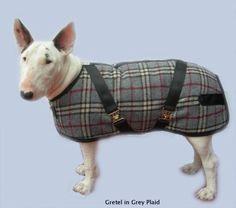 Foggy Mountain Dog Coats » Plaid Turnout - www.truefitdogcoats.com
