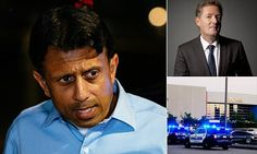 Spare me your crocodile tears, Governor Jindal, you've got the blood from this massacre all over your NRA-approved hands