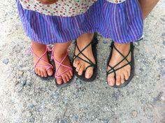 Xero shoes lacing option: