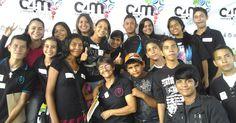 Grupo Misioneros del Amor en las manos de Maria. Colegio Arquidiocesano Maria Auxiliadora de la ciudad de Maracaibo