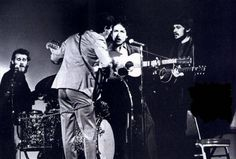 Bob Dylan and The Band, Woody Guthrie tribute concert, Carnegie Hall, New York City, January 20, 1968.