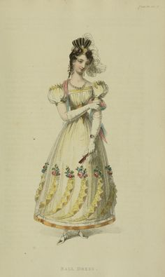 1828 - Ackermann's Repository Series 3 Vol 11 - June Issue