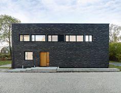 Wohnhaus in Oslo / Ein Kubus für fünf - Architektur und Architekten - News / Meldungen / Nachrichten - BauNetz.de