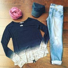 Jeans & Tee