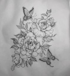 Cat Tattoo Designs, Flower Tattoos, Sketches, Mandala, January, Instagram, Mini, Floral, Christmas