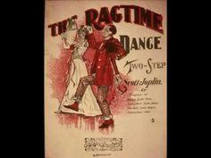 The Ragtime Dance - SCOTT JOPLIN (1906) Ragtime Piano Legend