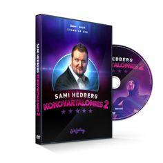 Sami Hedberg - Kokovartalomies 2 DVD 14,95€