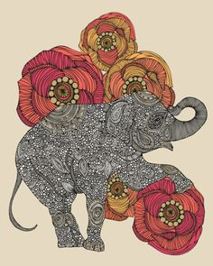 i don't know how many pictures of elephants i have but i can always use more. #elephantlove