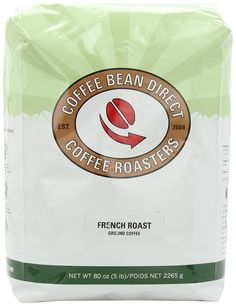 French Roast, Ground Coffee, 5-Pound Bag > Unbelievable product is here! : Fresh Groceries