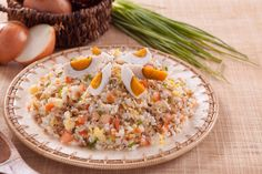 With just 3 simple steps, you can easily make this nutritious one-dish meal for your family!