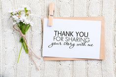 Thank You Rubber Stamp Photographer Branding  Photography Packaging Photographer Marketing