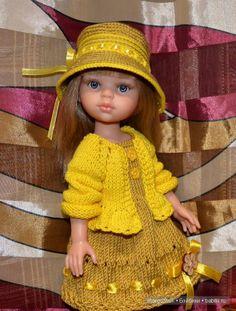 Новогодние паолочки / Paola Reina, Antonio Juan и другие испанские куклы / Бэйбики. Куклы фото. Одежда для кукол
