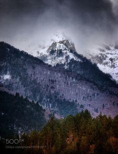 Olympus by ArisTsitiridis 4reigndestinations.tumblr.com #Travel #Mountains
