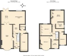 Floorplan for another extension (Shipton Grove). Way to get light into garage/work room and better bedroom space? 1930s Kitchen Extension, House Extension Plans, Garage Extension, Side Extension, Extension Designs, Extension Ideas, Kitchen Extensions, House Extensions, Home Renovation