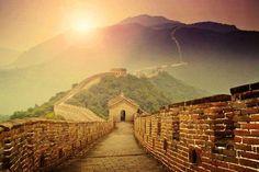 Grande Muralha em Mutianyu, Pequim - China