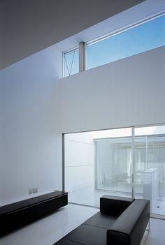 Casa minimalista en Japón | NRM Architects