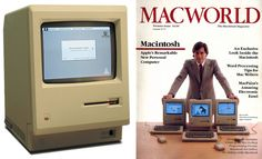 The Macintosh And 30 Years Of Changing How We Think About Our Work