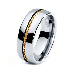 Hey, I found this really awesome Etsy listing at https://www.etsy.com/listing/168620719/mens-tungsten-carbide-wedding-band-ring