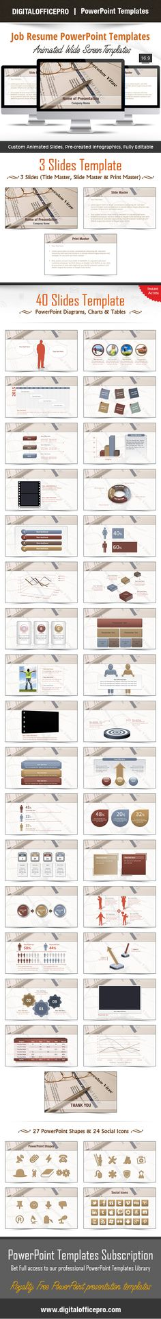 3D Man Thinking    wwwpoweredtemplate powerpoint-diagrams - resume ppt