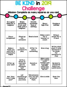 Celebrate the NEW YEAR, RESOLUTIONS and KINDNESS in your classroom! I combined my Kindness Challenge product and my New Year's Project. You get two for the price of one! A complete classroom writing… Kindness Projects, Kindness Activities, Writing Activities, Classroom Activities, Teaching Kindness, Teaching Empathy, Kindness Elves, Classroom Jobs, Social Emotional Learning