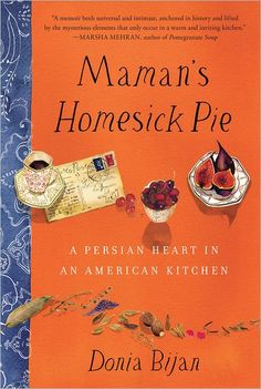 Just picked this up! I'm already craving Persian food...