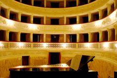 Teatro comunale. #marcafermana #monterubbiano #fermo #marche