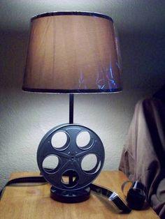 35mm Projector Metal Steel Vtg Movie Cinema Film
