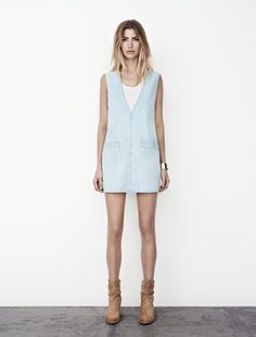 Love this denim dress!!