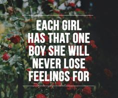 its crazy b.c there's 2 exes i have feelings for..and i will always have a place in my heart for both of them. i wish i could be happy with my recent ex bc i love this kid so damn much and made so many sacrifices for him..but shit ran its course. my other ex and me are cool now..but my feelings for him has gotten so stronggg and i love talking to him. i miss him so much =/ im scared of bein hurt bc both of these guys are just a like