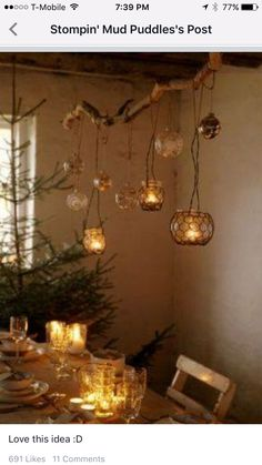 5 Low Cost Big Impact DIY Branch Centerpieces For a bit more glow, candles are a fail safe. Add in a suspended branch, and it's [.