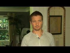Jeremy Renner on Nightline