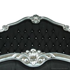 baroque bed; French bed; ornate bed; rococo bed; unique; baroque; baroque furniture; fabulous and baroque; French furniture; liv-chic; rococo; rococo furniture