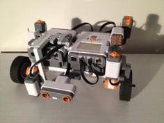 LEGO.com MINDSTORMS: Społeczność: NXTLOG