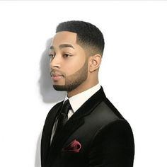 Latest Beard Styles for Black Men - 30 Hottest Facial Hairs # Braids for men with beard Latest Beard Styles for Black Men – 30 Hottest Facial Hair Styles to Try Latest Beard Styles, Beard Styles For Men, Hair And Beard Styles, Hair Styles, Black Men Haircuts, Black Men Hairstyles, Boy Hairstyles, Men's Haircuts, Low Fade Haircut