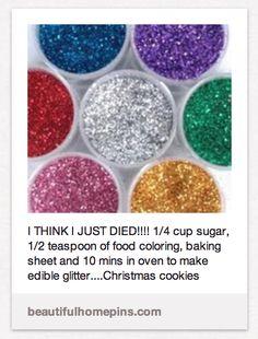how-to-make-edible-glitter