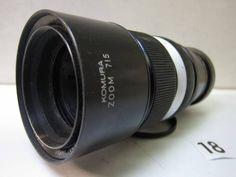 L213CC SUPER-KOMURA F4.5 75-150mm UNI AUTO ZOOM ジャンク_画像1
