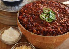 Game Day Turkey Chili | Oregonian Recipes