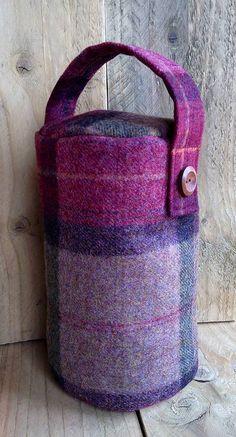 Doorstop wool by Belle & Thistle
