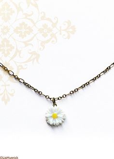 Hey, I found this really awesome Etsy listing at https://www.etsy.com/listing/151529374/hippie-chic-daisy-necklace-bohemian