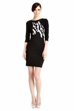 Zebra Dress