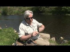 Tenkara Fly Fishing - YouTube