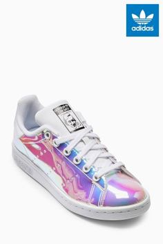 Buy Holographic adidas Originals Stan Smith from the Next UK online shop