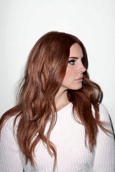 lana del rey photo by terry richardson.