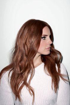 Lana Del Rey by Terry Richardson