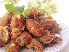 Vegan Patties, Cooking Recipes, Healthy Recipes, Greek Recipes, Tandoori Chicken, Charleston, Brunch, Food And Drink, Snacks